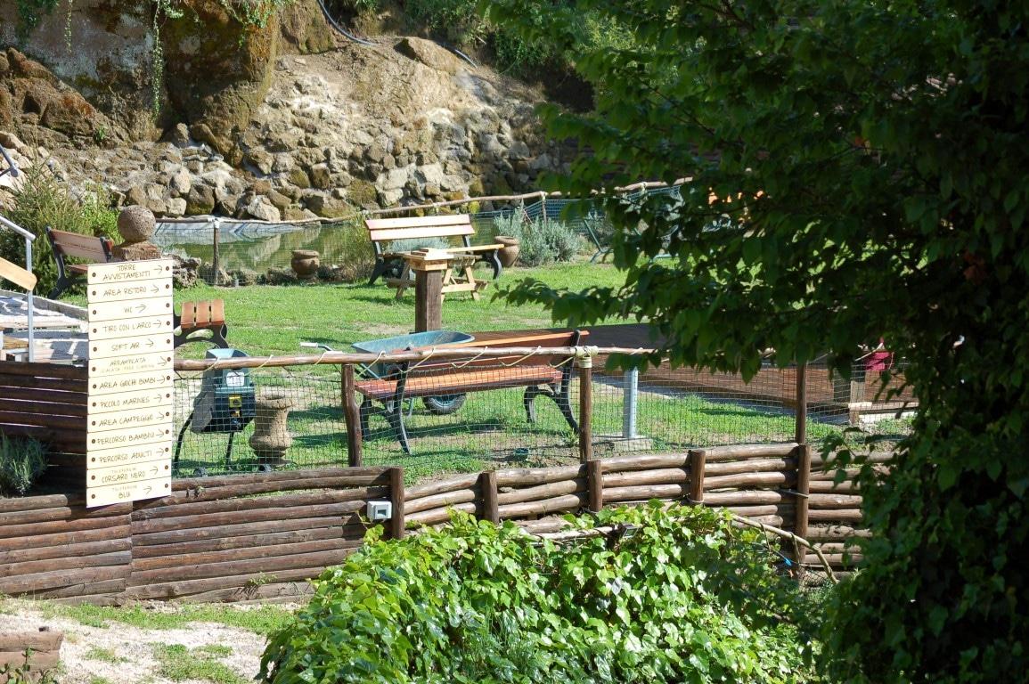 ferragosto al parco Ferragosto al Parco Il Parco Villaggio Bushi Adventures Morlupo