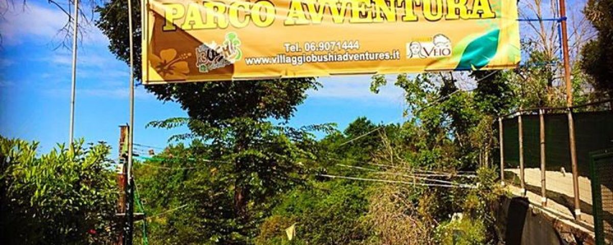Sabato 12 Marzo il Villaggio Bushi Adventures primo giorno di apertura 2016! 10409147 1709249022654892 179996444545958082 n 1200x480