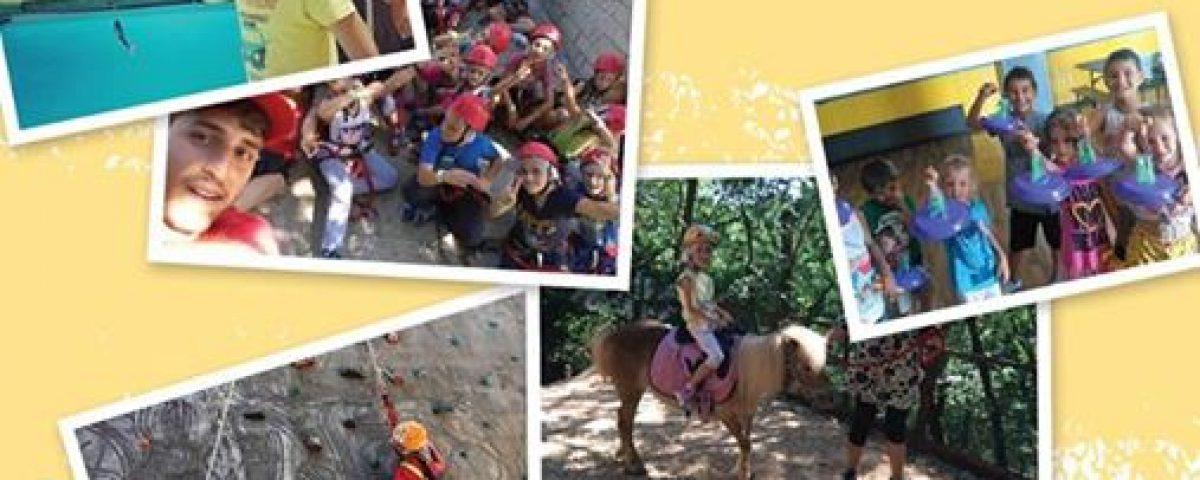 Tornano al Villaggio Bushi Adventures i CENTRI ESTIVI più divertenti!!!Passa con… 33729375 2124562874456836 754558636453265408 n 1200x480