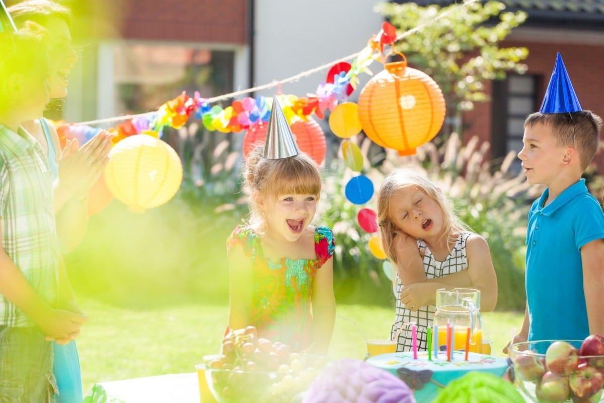 festa di compleanno junior